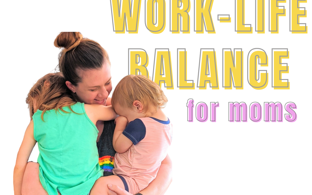 Find That Work-Life Balance (And STOP The Struggle)
