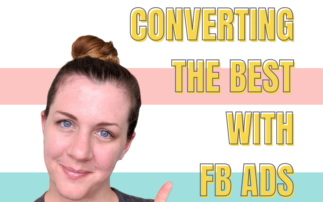 What Offers Are Converting The Best Right Now With Facebook Ads